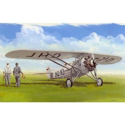 Maquette avion: Morane Saulnier MS230 - Smer-839
