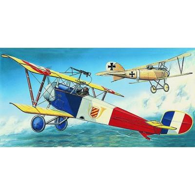 Maquette avion: Nieuport 11 / 16 Bebe - Smer-814