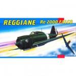 Maquette avion: Reggiane RE2000 Falco