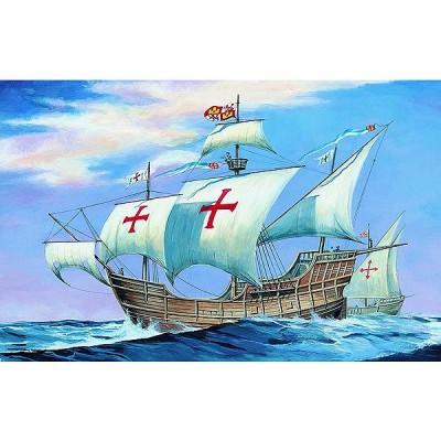 Maquette bateau: Santa Maria - Smer-905