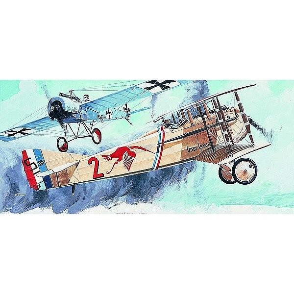 Maquette avion: Spad VII - Smer-824