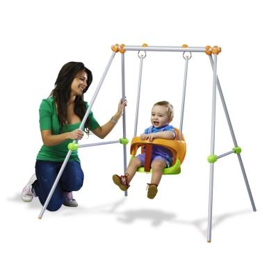 balan oire en m tal baby swing jeux et jouets smoby avenue des jeux. Black Bedroom Furniture Sets. Home Design Ideas