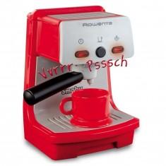 Cafetière espresso Rowenta rouge