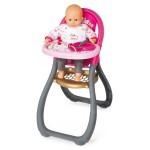 Chaise haute pour poupée Baby Nurse