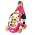 Chariot de marche électronique Trott' Cotoons : Rose