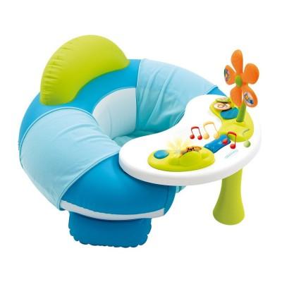 cosy seat cotoons bleu jeux et jouets smoby avenue des jeux. Black Bedroom Furniture Sets. Home Design Ideas