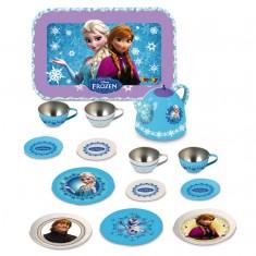 Dînette en métal La Reine des Neiges (Frozen)