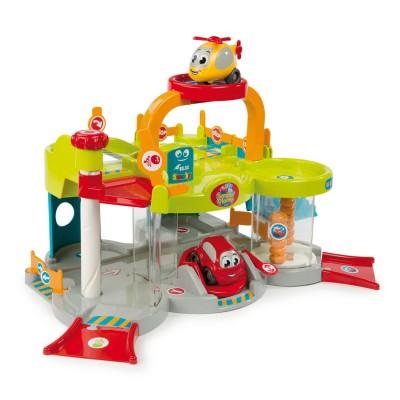 Garage smoby planet mon premier garage jeux et jouets smoby avenue des jeux - Mon premier garage smoby ...