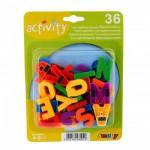 Lettres magnétiques majuscules Activity : 36 lettres