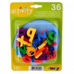 Lettres magnétiques minuscules Activity : 36 lettres