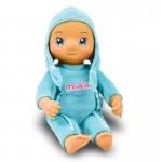 Poupon MiniKiss Baby : Bleu/vert