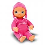 Poupon MiniKiss Baby : Rose