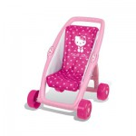 Poussette Hello Kitty : Première poussette