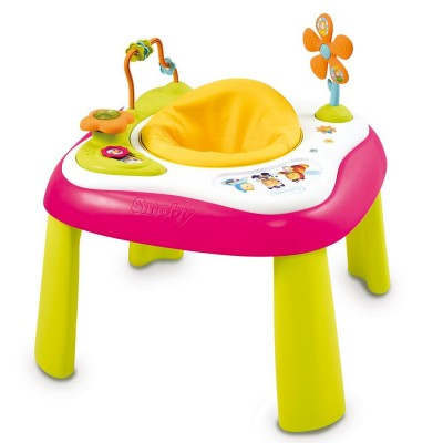 Table d'activités Youpi baby Cotoons : Rose - Smoby-110206