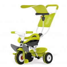 Tricycle Baby Balade mixte : Vert