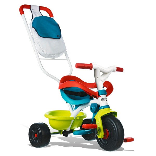 tricycle be move confort pop jeux et jouets smoby. Black Bedroom Furniture Sets. Home Design Ideas