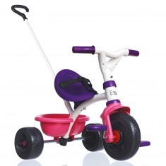 Tricycle Be Move rose et violet