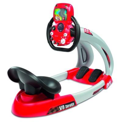 voiture simulateur de conduite racing vs driver smoby magasin de jouets pour enfants. Black Bedroom Furniture Sets. Home Design Ideas