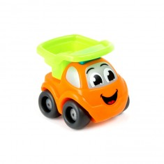 Voiture Smoby Planet : Mini Bolide : Camion benne