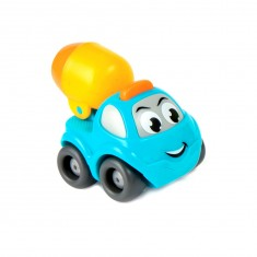 Voiture Smoby Planet : Mini Bolide : Camion toupie
