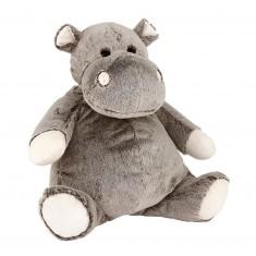Peluche Hippo assis 30 cm