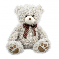 Peluche Ours Teddy 30 cm