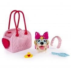 Coffret Chubby Puppies : Sac de transport et déguisement : Labrador