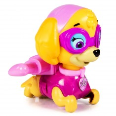 Figurine de bain à remonter Pat'Patrouille : Stella