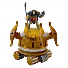 Figurine Dragons : Dragon et son dresseur : Drago et sa machine de guerre