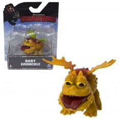 Mini figurines Dragons : Bébé Gronck