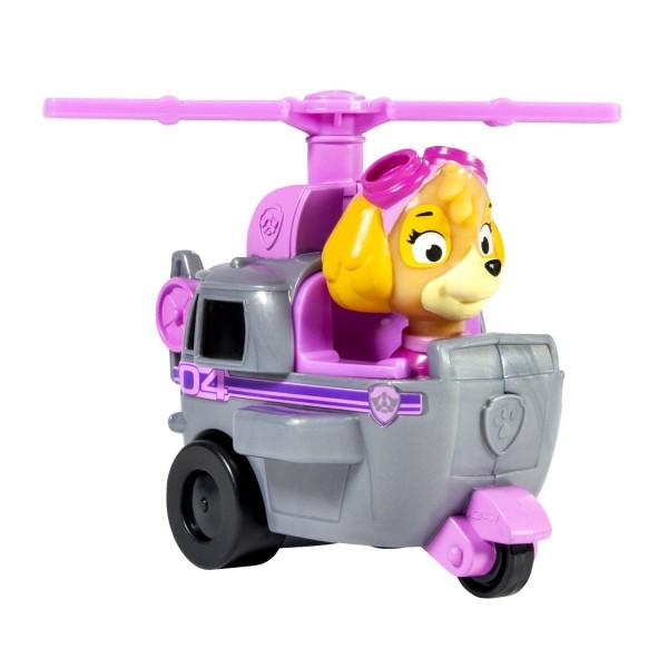 Mini véhicules de secours Pat'Patrouille : Hélicoptère de Stella - SpinM-6022631-20065124