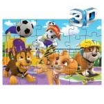 Puzzle Pat'Patrouille (Paw patrol) : Super Puzzle 3D