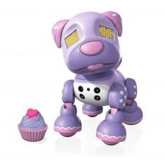 Robot interactif : Zoomer zuppies Love : Cupcake