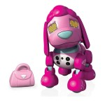 Robot interactif : Zoomer zuppies Love : Glam