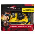 Spy Gear : Coffret Mission Alpha kit 2.0