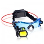 Spy Gear : Lunettes vision nocturne