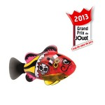 Robo Fish Pirate : Poisson rouge