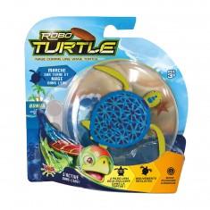 Robo Turtle : Tortue de terre bleue