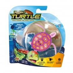 Robo Turtle : Tortue de terre rose