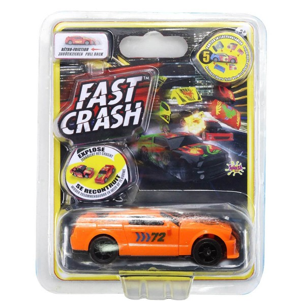 Voiture Fast Crash - SplashToys-31231S