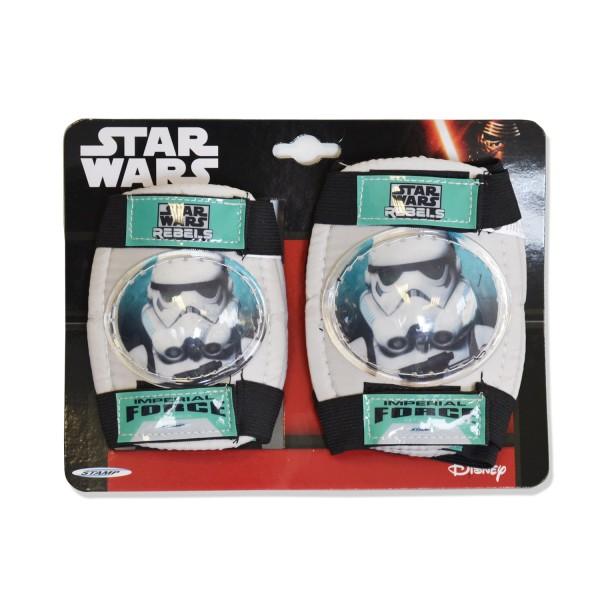 Coudières et genouillères Star Wars - STAMP-SW190094