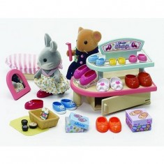 Sylvanian Family 2404 : Magasin de chaussures