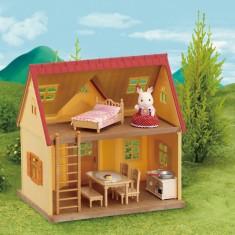 Sylvanian Family 5242 : Cottage cosy et figurine