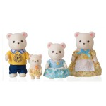 Sylvanian Family : La Famille Ours blanc
