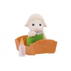 Sylvanian Family : Le bébé Mouton
