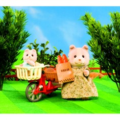 Sylvanian Family 2236 : Bicyclette adulte