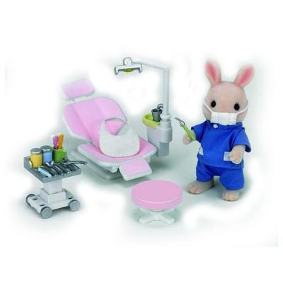 Sylvanian family 2817 dentiste et accessoires jeux et for Chambre parents sylvanian