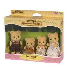 Sylvanian Family 3150 : Famille ours