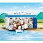 Sylvanian Family 4190 : Restaurant de bord de mer