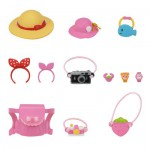 Sylvanian Family 5192 : Set accessoires d'excursion